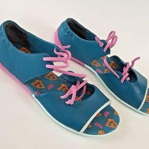 Camper Peu Circuit Walking Sandal Shoe Women's Siz